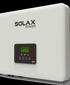 Inversor Solar SolaX Power X3- MIC-5.0-T