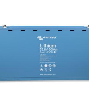 Batería de Litio 25,6V 200Ah Serie Smart