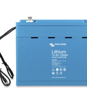 Batería de Litio 12,8V 150Ah Serie Smart