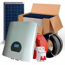Kit Solar Autoconsumo Monofásico Chromagen 5,3KW