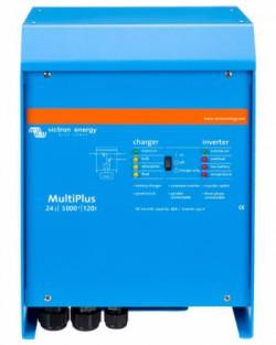Inversor Cargador Victron Energía solar 24V 5000W 120A + 100A