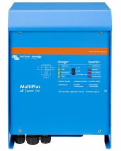 Inversor Cargador Victron Energía solar 48V 5000VA 70A + 100A