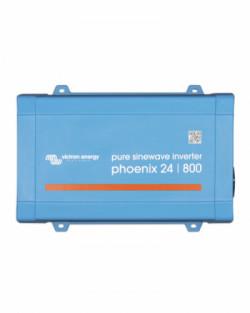 Inversor Solar Victron Phoenix 24V / 220V 800VA