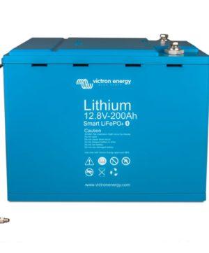 Batería de Litio 12,8V 200Ah Serie Smart