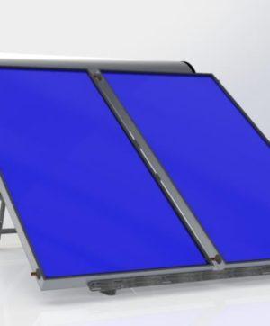 ECO 300 Equipo Solar Termosifon  COMPAC ECO 300 IP DEL PASO SOLAR