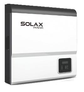INVERSOR/CARGADOR SOLAX HIBRIDO 3K SK-SU3700-G2